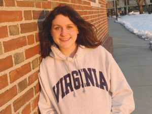 Harvard's Jaycee Yegher to Finish her NCAA Eligibility at UVA in 2021-22