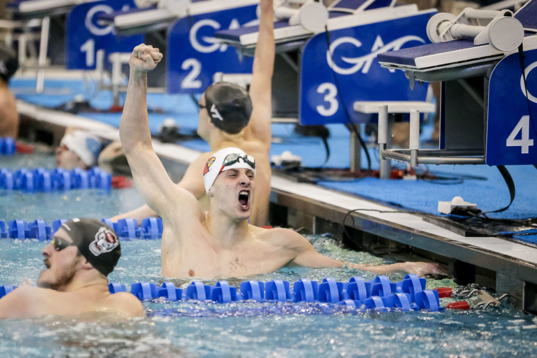 2021 ACC Men's Championships: Day 3 Relay Analysis