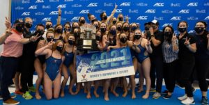 2021 ACC Women's Championships Scoring Breakdown