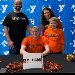 Milligan Snags 50.6/1:52 Flyer Ethan McCosh (2021)