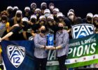 2021 Pac 12 Women's Championships Scoring Breakdown