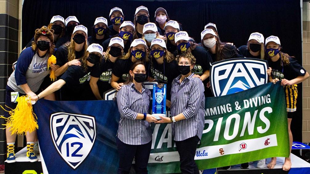 2021 Pac 12 Women's Championships Scoring Breakdown