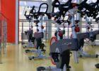 Cycling indoor