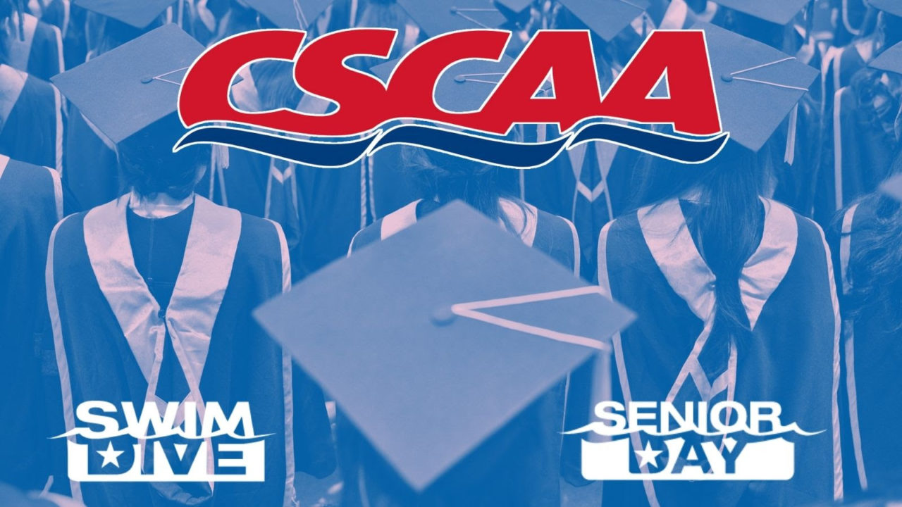 CSCAA To Honor 2021 College Graduates With Virtual Senior Day
