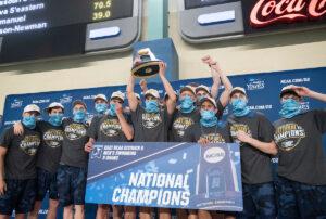 2021 NCAA Division II Men's Championships: Scoring Breakdown