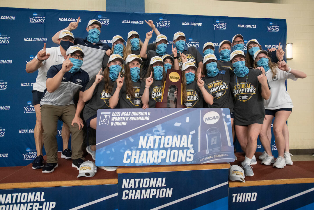 NCAA Division II Champions Queens (NC) Attributes Success To X1-PRO by GMX7