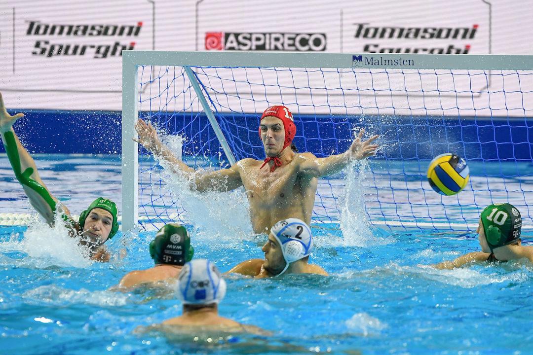 Champions League Day 5: Brescia Takes Down Ferencvaros, Hannover Wins Big