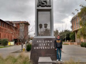 Recent Michigan HS D3 Champion Andrew Dobrzanski Verbals to Arizona State