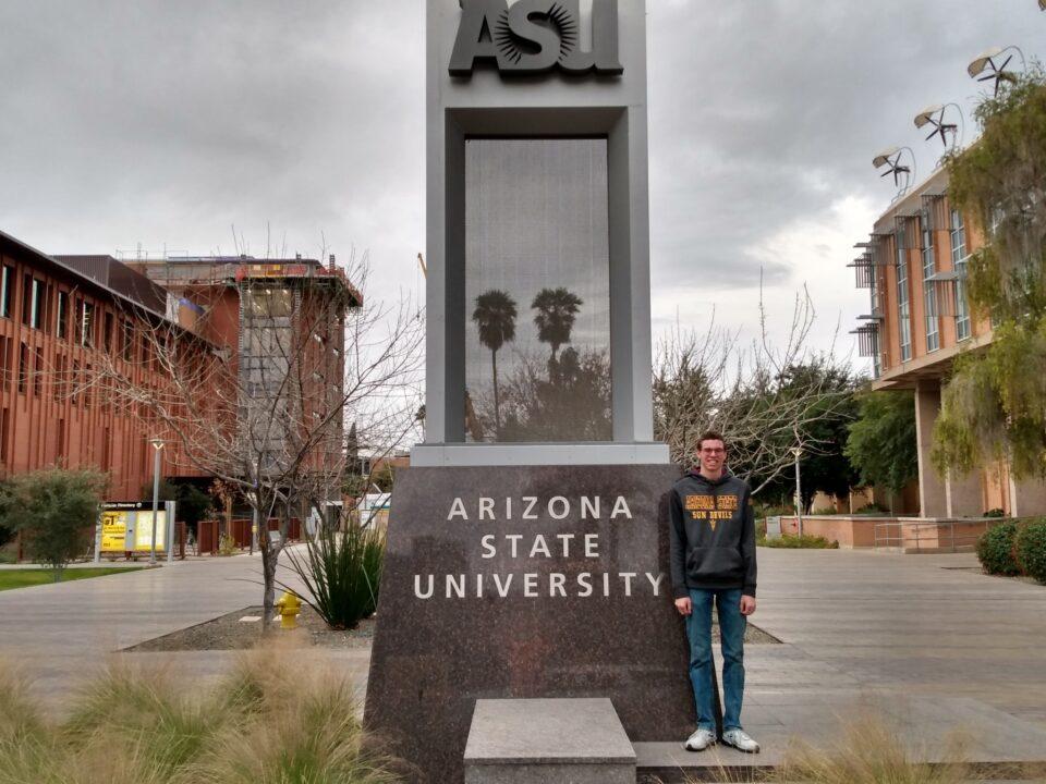 Recent Michigan HS D3 Champion Andrew Dobrzanski Verbals to Arizona State
