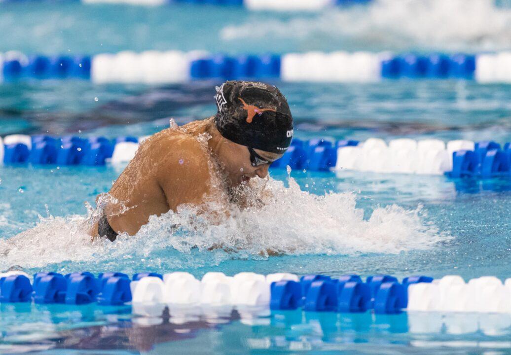 Anna Elendt schwimmt deutschen Rekord über 100 m Brust, erstmalig unter 1:07