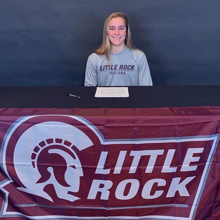 Metroplex Sprinter Jaelle Carlson Signs with Arkansas-Little Rock