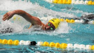 Towson Men, Delaware Women Earn Wins In Split Dual