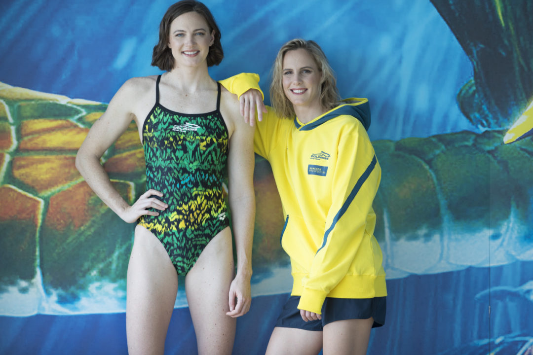 Swimming Australia Extends Partnership With arena