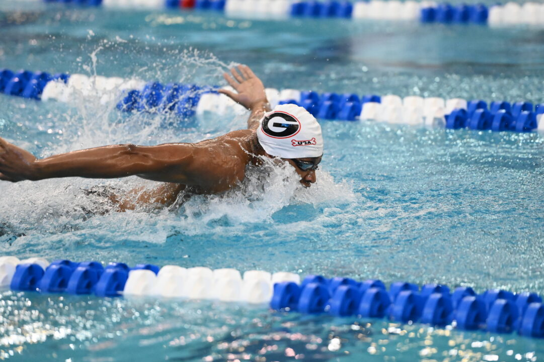 Fastest 100 Fly A Final Ever Leads to Record 28 Sub-45 Performances This Season