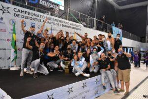 Sudamericano, día 4: Argentina gana el torneo por primera vez en 55 años