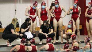 No. 13 Indiana Women's Water Polo Heads West to Face No. 16 San Jose State