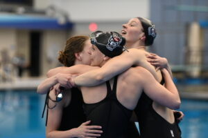 NC State Women Swim 3rd-Fastest 200 Medley Relay Ever (Relay Splits)