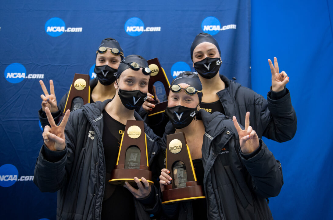 Swim of the Week: The Swim That Won Women's NCAAs