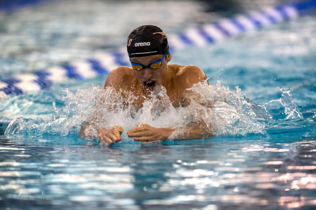 SwimSwam Pulse: 59% Had Picked Texas To Win NCAA Championships