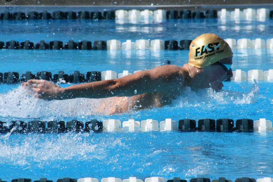 Josh Zuchowski Ties Florida Gold Coast LSC Record in 200 IM