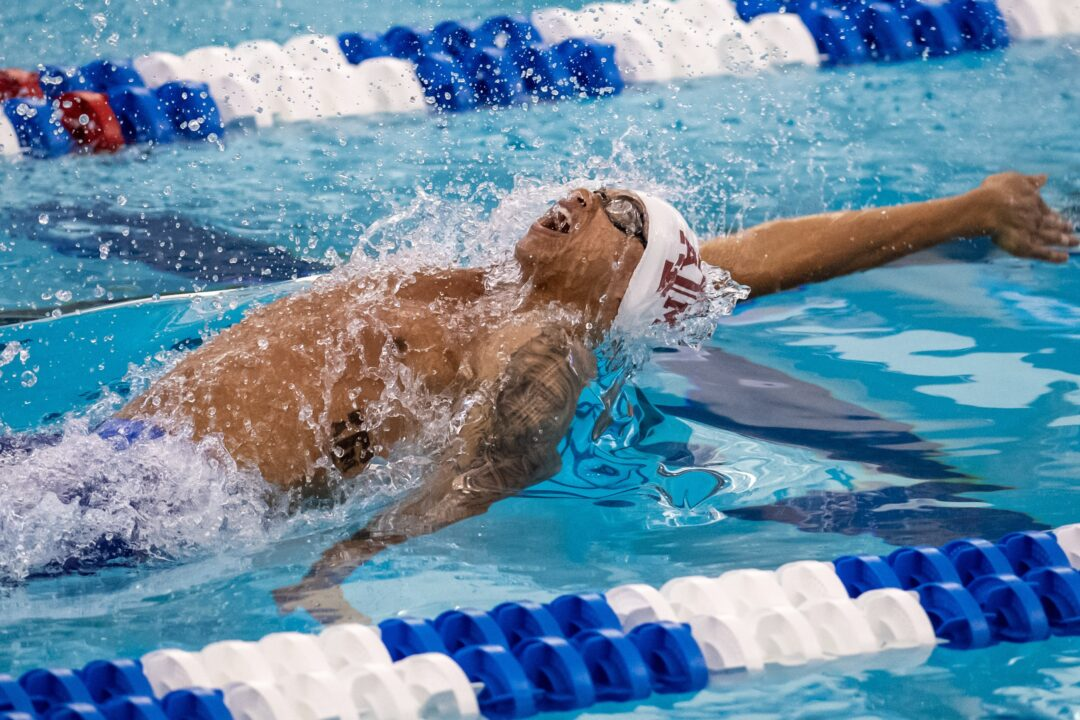 Updated Men's All-Time D1 Swimming & Diving Rankings by Individual Event Titles