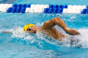 Destin Lasco of Cal Eclipses Ryan Murphy's Freshman Record in 200 Back