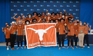 Texas' Reese, Scoggin & Windle, Texas A&M's Casas Earn 2021 CSCAA Awards