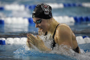 Sophie Hansson Downs SWE Record with 1:05.69 100 BR, #2 in the World this Year