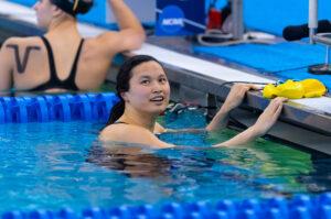 Ultra Swim Swimmer of the Month: Maggie MacNeil, Michigan