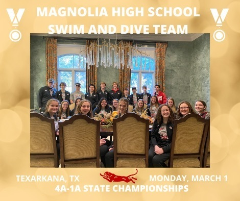 Magnolia Wins Girls and Boys Arkansas 4A-1A State Titles