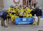 Michigan Men Defend Big Ten Team Title, Earns 42nd Title in Program History