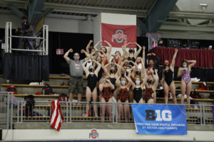 Score vs. Seed: Day 1 at the 2021 NCAA D1 Women's Championships