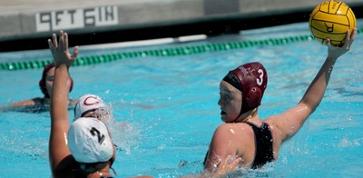 Fourth Quarter Shutout Propels Redlands Women's WP To 11-7 Win Over Chapman