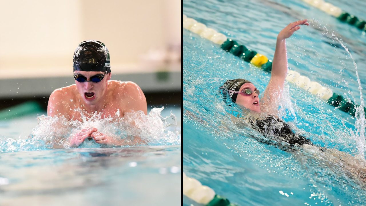 Loyola University Maryland Wins All 24 Events in Dual Victory vs. American