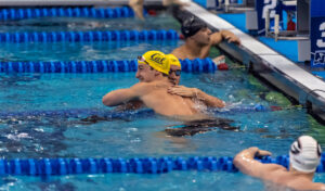 Cal Wins First 400 Free Relay Title Since 2011 (Relay Splits)
