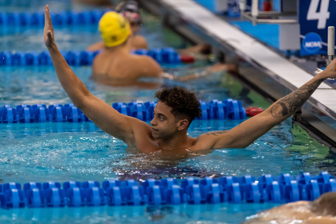 Casas and Lasco Rattle 200 Back US Open Record with 1:35.75, 1:35.99