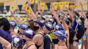 31 TCU Swimmers & Divers Named To Academic All-Big 12 Team