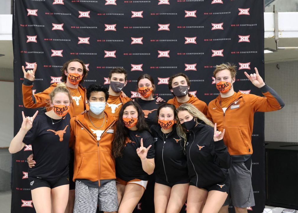 Texas' Pineda, Windle Dive to Big 12 Championship Day 2 Titles