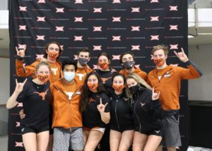 Texas Men Remain Only-Ever Team To Win Big 12s With 25th Straight Victory