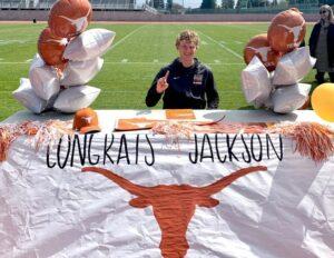 Texas Adds Winter Juniors-qualifying Sprinter Jackson Huckabay for 2021