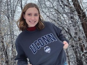 "Kiera Liesinger (2022) Verbals to UConn with Big East ""A"" Final-ready Times"