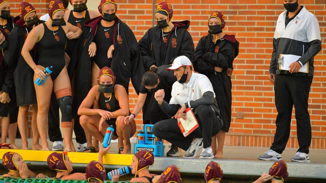 No. 1 USC Women's Water Polo Secure Pair of Road Victories Over Indiana