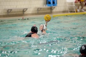 VMI Water Polo Opens Season at Villanova