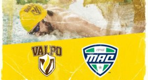 Valparaiso Will Join the MAC in Men's Swimming Beginning in 2021-2022