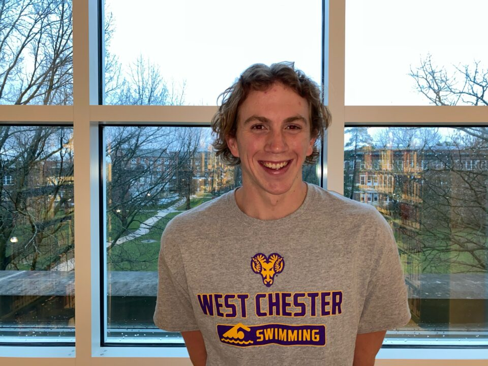 Jack McCormick Transferring to West Chester to Finish NCAA Eligibility