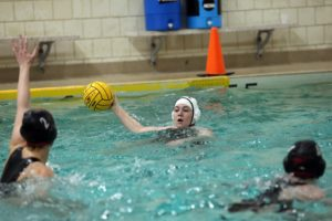 VMI Women's Water Polo Splits Pair at Villanova