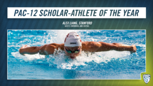 Alex Liang Named Pac-12 Men's Swimming & Diving Scholar-Athlete of the Year