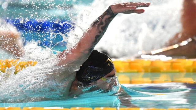 2021 italian Olympic trials Filippo magnini