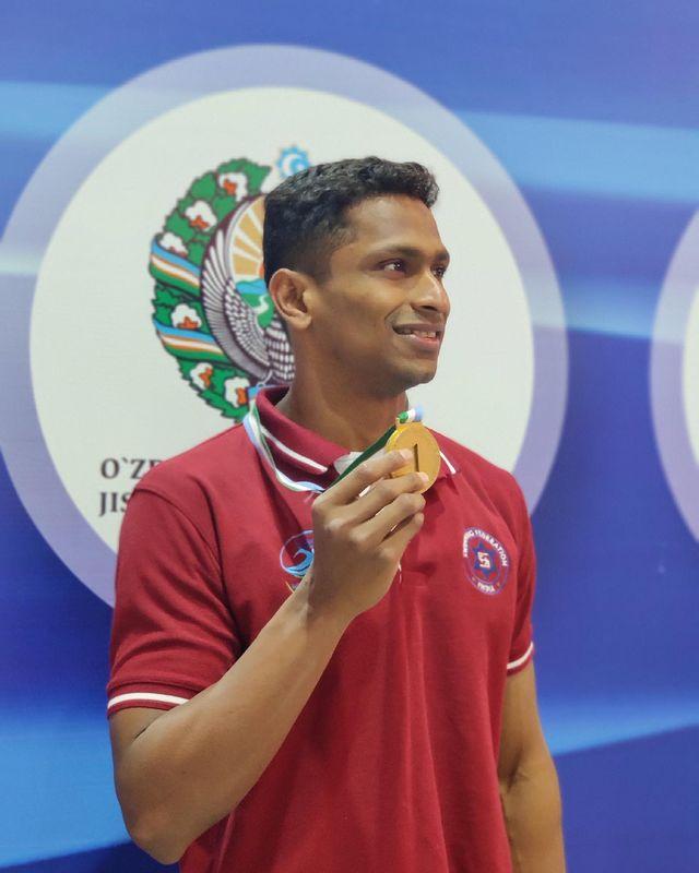 Uzbekistan Open Swimming Championship 2021 में Indian Swimmers कि  Performance
