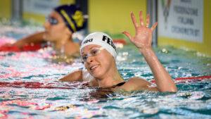La Stessa Gara In 5 Olimpiadi: Un Affare Per Pochi Nella Storia Del Nuoto